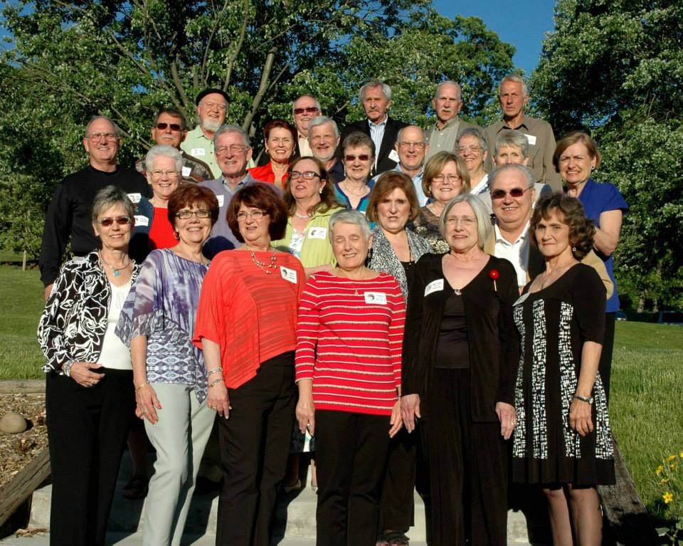 Class of 1963 Reunion Members of the class of 1963 celebrated their 50th reunion in June, 2013.